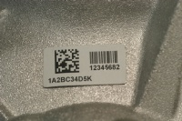 FoamTag™ metal tag